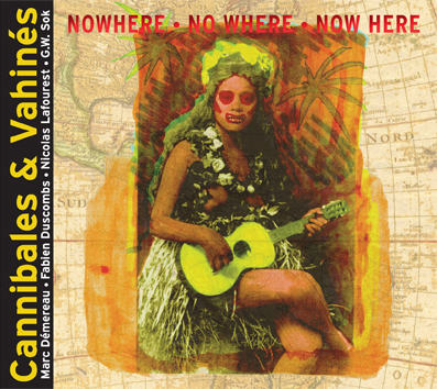 New CD album N.O.W.H.E.R.E
